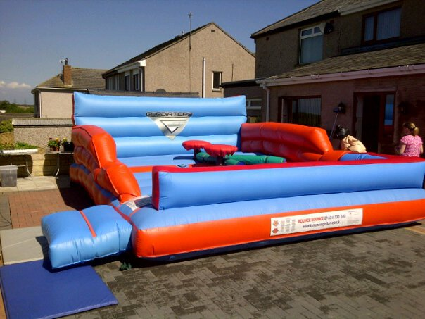 20ft x 16ft Gladiator Jouster - R Leisure Hire Ltd - 01524 733540