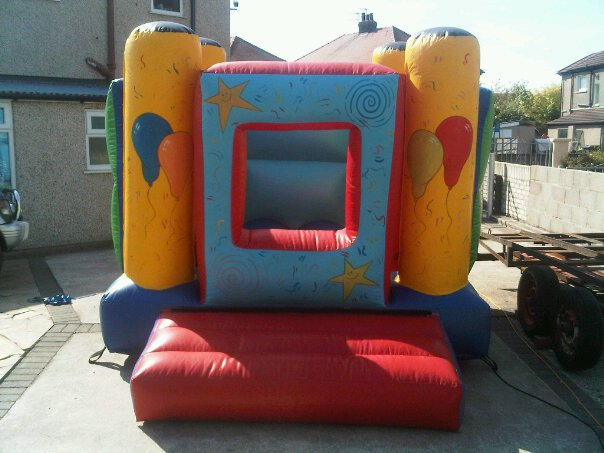 8FT x 11FT Party theme ball pool - R Leisure Hire Ltd - 01524 733540